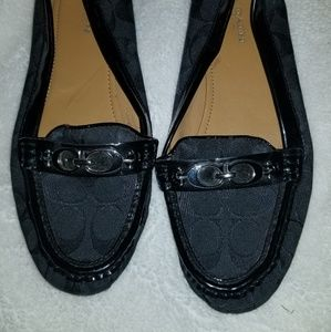 Coach Loafer Shoes Size 8.5